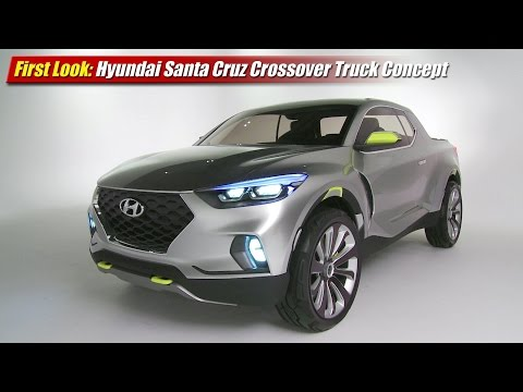 first-look:-hyundai-santa-cruz-crossover-truck-concept