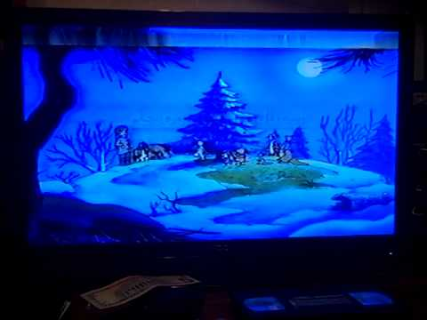 Closing  to Winnie The Pooh: Seasons Of Giving 1999 VHS