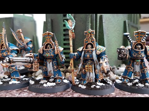 Thousand Sons vs Space Marines