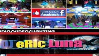 DJ Eric Luna - Hard Electro mix 2013
