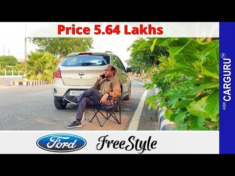 Top 5 Reasons to Buy | Ford Freestyle | Ask CARGURU | AC | Ground Clearance | Engine | 6 Airbags |