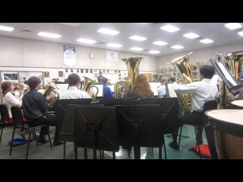 The South Lakes band plays