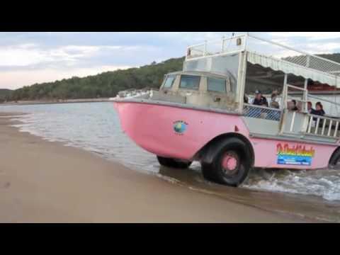 LARC Amphibious tours!