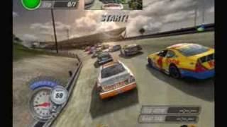 Let's Race - Nascar Thunder 2004 - Daytona Beach
