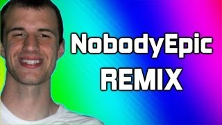 NobodyEpic Rap Battle Remix (Like a Meter BITCH) by Vanoss (Official Music Video)