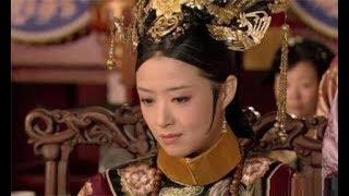 甄嬛傳:後宮家宴時華妃的簪花害了年氏一族,年羹堯到死也不知