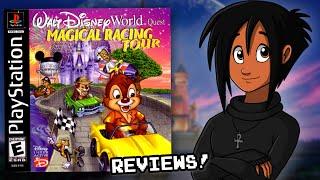 Walt Disney World Quest: Magical Racing Tour - Decadent Gamer