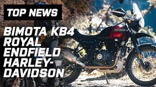 New Bimota KB4, Harley-Davidson delays models, Royal Enfield on the up | Weekly Roundup | Visordown
