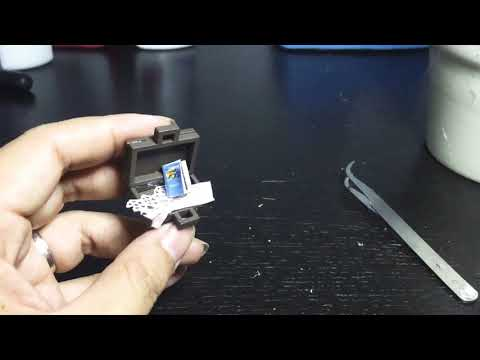 DIY miniature suitcase   TinyTinyWonderland