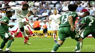 Coupe du Monde Allemagne 2006 [AR] Tunisie 2-2 Arabie Saoudite Les Buts 14-06-2006 [Issam Chaouali]