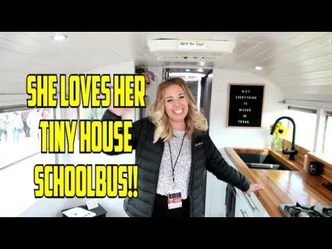 TINY HOUSE JAM 2017 ~ every kind of TINY HOUSE!!