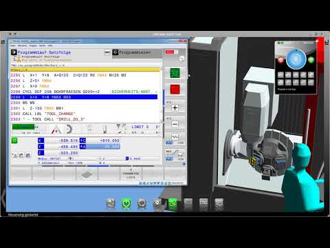 CHECKitB4 - 100% Virtual Machining, 100% CNC-Steuerung, 100% Digitaler Zwilling