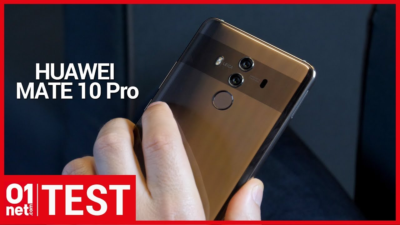 Photo of Test Huawei Mate 10 Pro : est-il plus convaincant que le Galaxy S8+ ? – هواوي