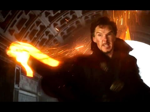 DOCTOR STRANGE - Official IMAX Trailer #4 (2016) Benedict Cumberbatch Marvel Movie HD