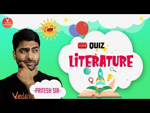 literature-quiz-|-quiz-for-literature-lovers-|-#21dayslearningchallenge-|-vedantu-|-young-wonders