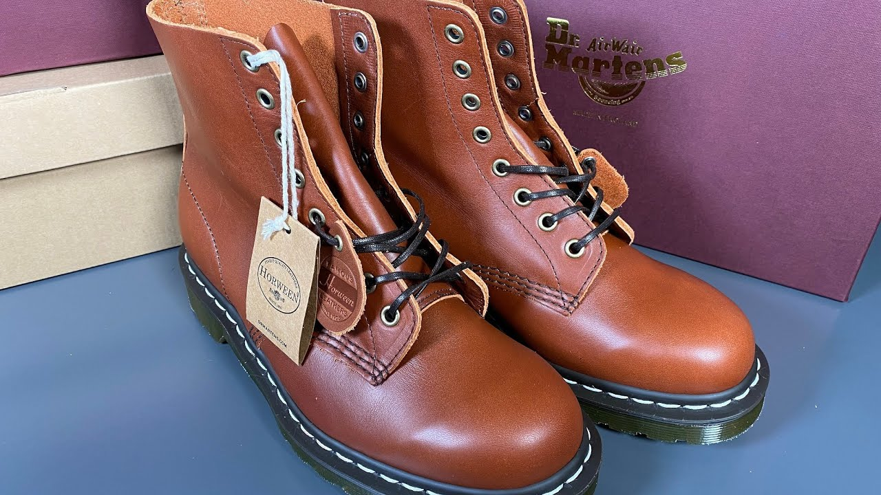 DR MARTENS MOST EXPENSIVE BOOT: Pascal