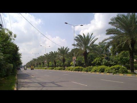 Lahore Sherpao Bridge to Main Boulevard | Punjab | Pakistan 🇵🇰