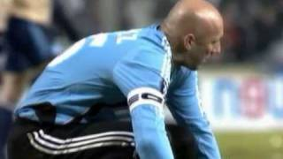 Fabien Barthez à l'OM acte final