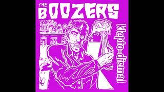 THE BOOZERS Klepto - Dismal FULL ALBUM TX PUNK