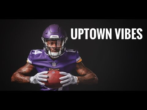 """Stefon Diggs 2018 Highlights """"Uptown Vibes"""""""