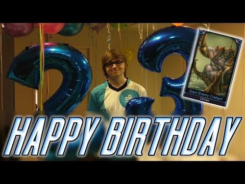 C9 Sneaky | Happy Birthday (& Annual Urgot Game)