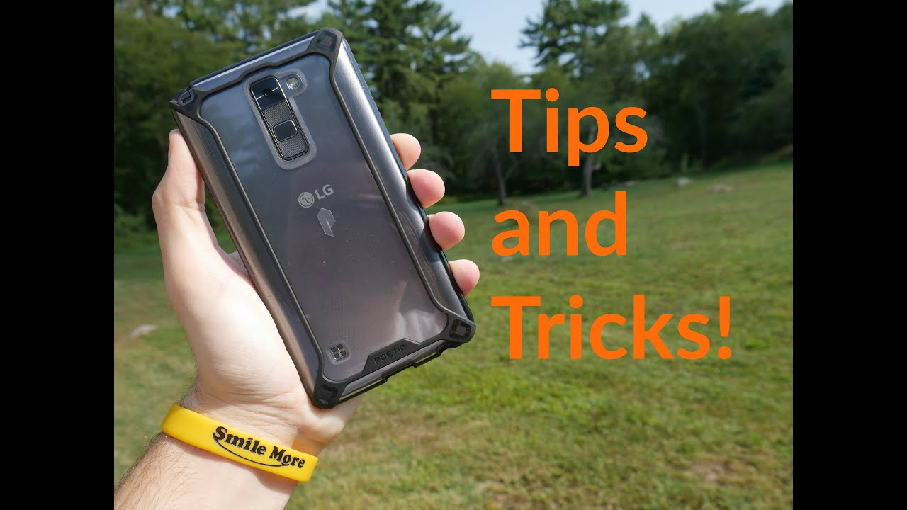 LG Stylo 2 Tips and Tricks!