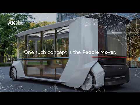 AKKA Technologies - Concept study People Mover of Tomorrow