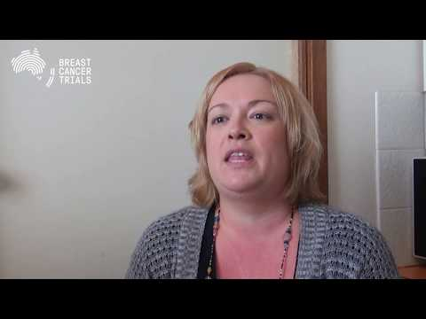 The POEMS Breast Cancer Clinical Trial - Natasha Eaton, participant