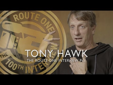 The 100th Route One Interview: Tony Hawk Pt.1