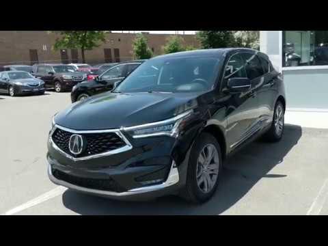 2019 Acura Rdx Elite Platinum Youtube