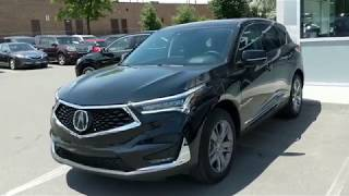 2019 Acura RDX Elite Platinum Review