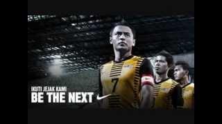 black n yellow harimau malaya song pre official video