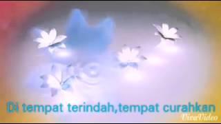 TERDAMPAR DI HATIMU (lirik)~Five Minutes