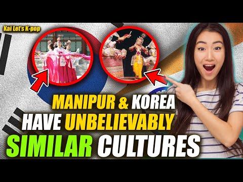 Why MANIPUR Is Called 'The Mini Korea of India' | Kpop Hallyu Wave In  NorthEast India | Kpop India