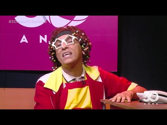 30 anos TV Tambaú: especial Hora do Chibata - Parte 3
