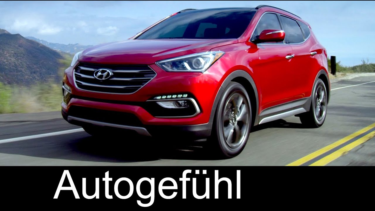 2017 hyundai santa fe sport limited awd exterior new. Black Bedroom Furniture Sets. Home Design Ideas