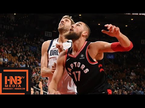 Toronto Raptors vs Dallas Mavericks Full Game Highlights / March 16 / 2017-18 NBA Season