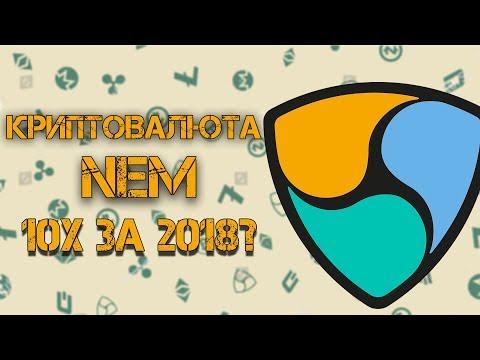 Криптовалюта NEM (XEM) | Обзор, прогноз и перспективы