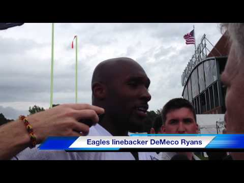 Eagles Linebacker DeMeco Ryans