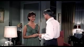 "Sophia Loren slaps Cary Grant in ""Houseboat"" (1958)"