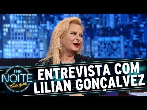 The Noite (10/08/15) - Entrevista Com Lílian Gonçalves