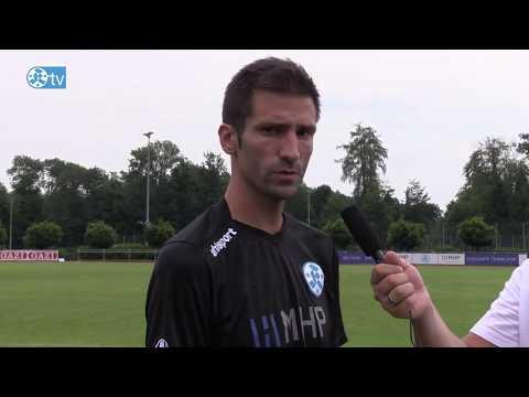 Neu bei den Blauen: Interview Co-Trainer Andre Mijatovic