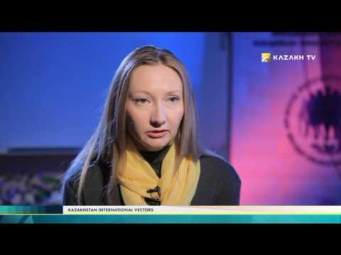 """""""Kazakhstan international vectors"""" №42 (28.11.2016) - Kazakh TV"""