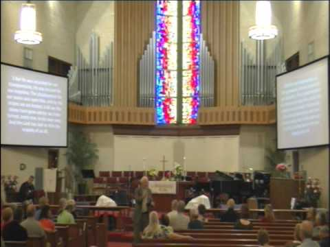 04 03 2016 FUMCPP Sermon Guest Pastor Art Reed 'Father Forgive Them'