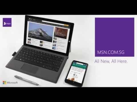 The New MSN