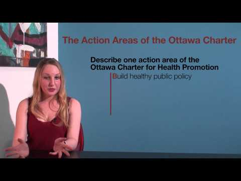 VCE HHD - Action areas of the Ottawa Charter