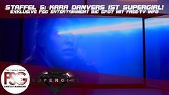 Big Spot: Kara Danvers Ist Supergirl | Staffel 5 - SUPERGIRL #SIXX #FreeTV #Premiere FSG [GER] [HD+]