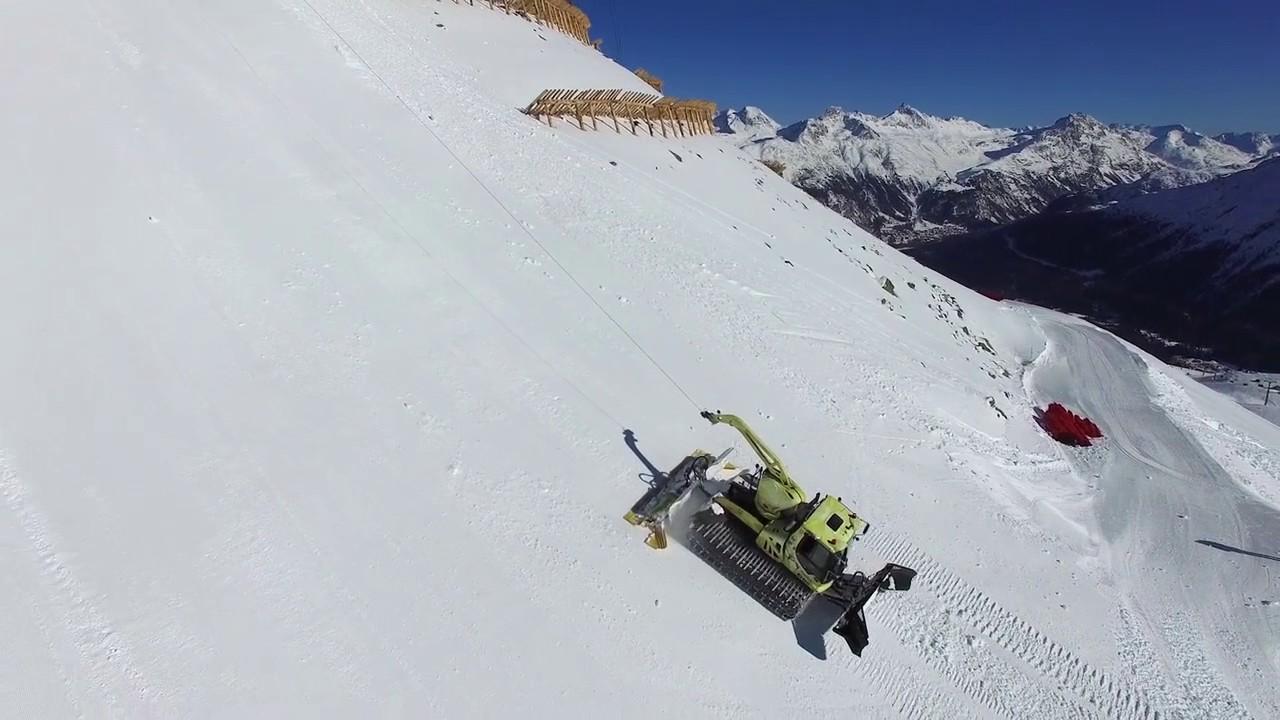 Präparation Vom Freien Fall Wm 2017 St Moritz Youtube