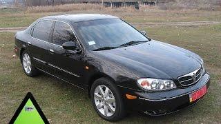 Продажа АВТО Ниссан Максима Nissan Maxima 2004 Тест драйв