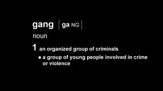 The Big Lie: Unmasking the Truth Behind Gangs
